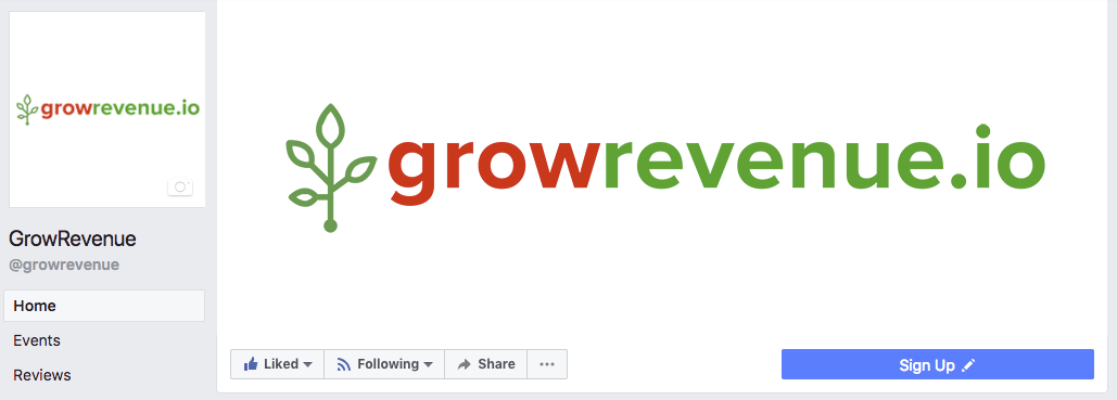 growrevenue sign up